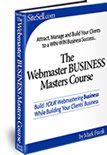 Webmaster Business Masters Course.