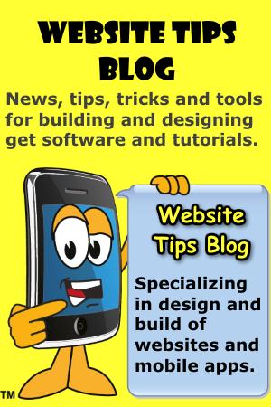 Best Website Tips blog banner