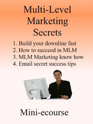 MLM Secrets Master Resell Rights
