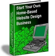 Start your own website business and work at home.