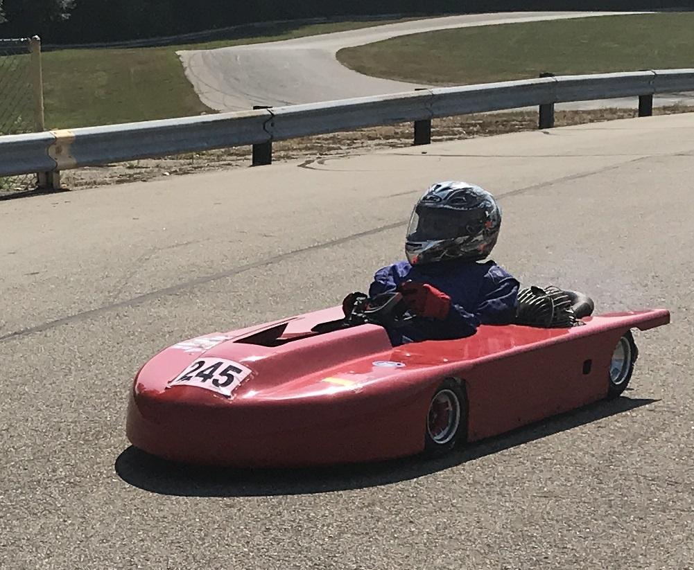 Terry Koens racecar